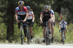 cycling for athletic endurance