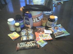 athletic endurance nutrition