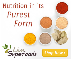Live Superfoods - Nutrition in its Purest Form