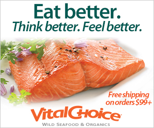 Vital Choice - Eat Better Think Better Feel Better